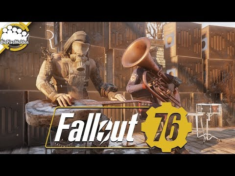 FALLOUT 76 #16 - Spiel mir das Lied vom Snallygaster - Lets Play Together Fallout 76 thumbnail