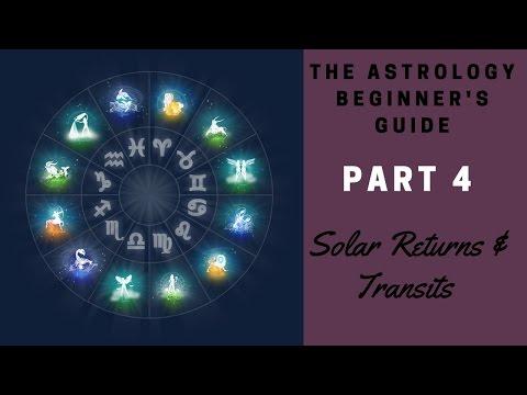 Introduction To Astrology Part 4   Transits, Progressions & Solar Returns   Raising Vibrations