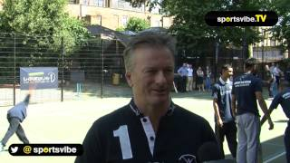 Steve Waugh Interview - The Current Australian Cricket Team Under Michael Clarke