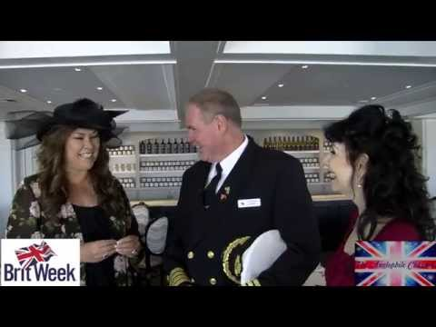 The Queen Mary Tea Room Nominee #4 GREAT British Afternoon Tea-Off
