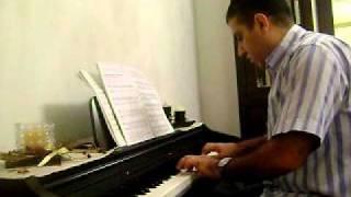 Rondo pour un tout petit enfant- piano (Richard Clayderman)