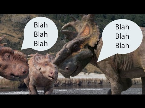 Loudmouth Reviews Walking with Dinosaurs the movie