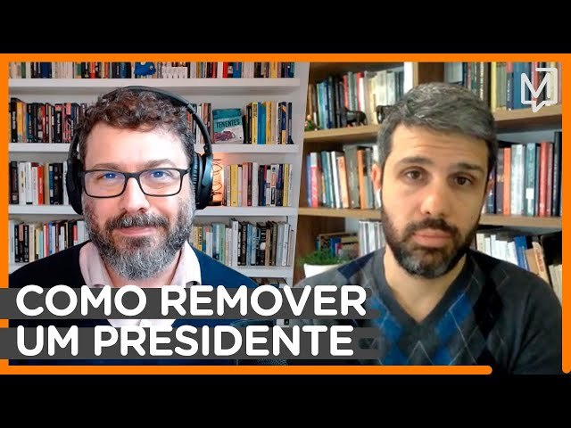Conversas: ainda há tempo para o impeachment de Bolsonaro, com Rafael Mafei