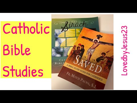 Bible Studies I'm Doing| January/February 2021| Catholic