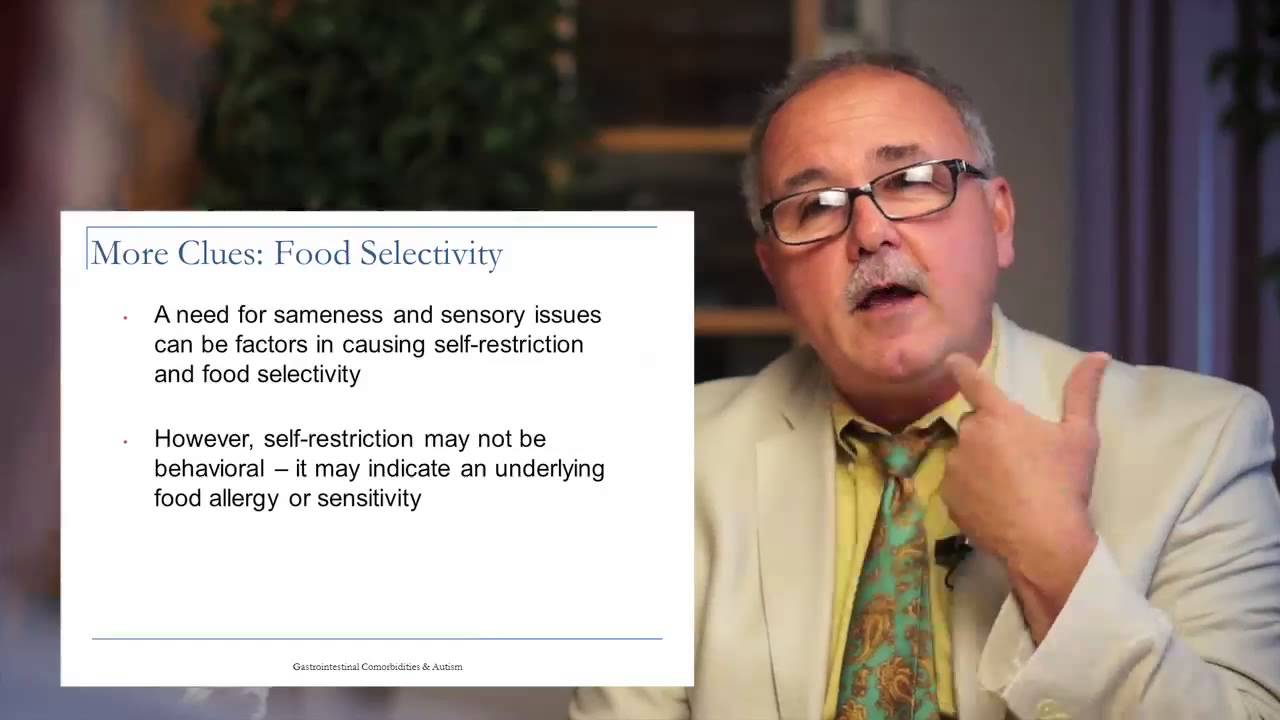 Dr Tim Buie Discusses Gi Issues In >> Gastrointestinal Comorbidities In Autism Spectrum Disorder Youtube