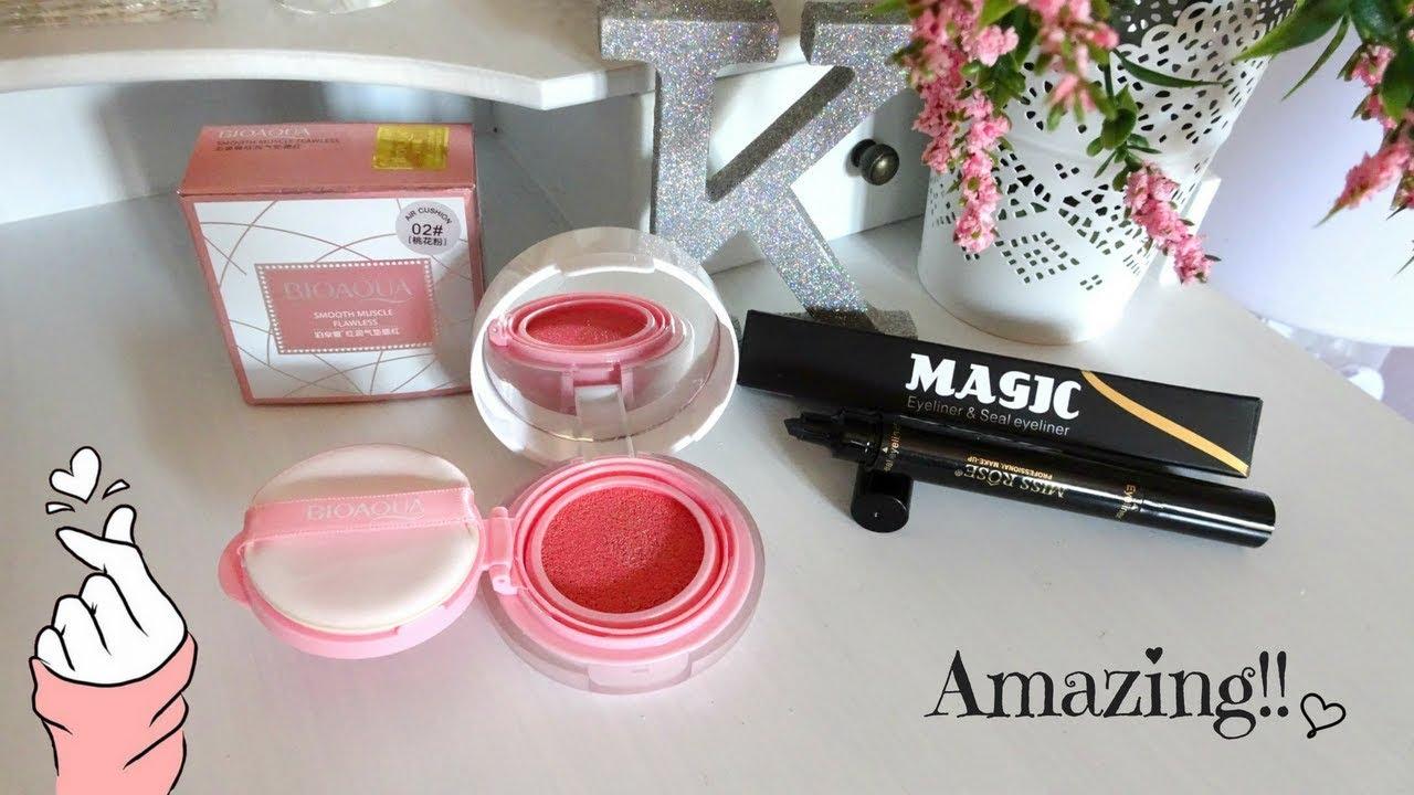 Provo Make Up Aliexpress Eyeliner Miss Rse E Cushion Blush Bioaqua Smoot Muscle Flawless On Makeupaliexpress