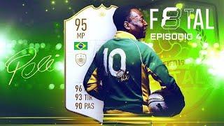 ROMPE EL MANDO POR CULPA DEL FIFA 19 JAJA