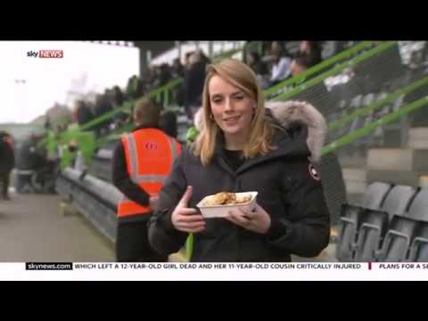 The world's first vegan football club - Rebecca Williams reports