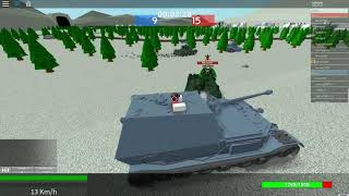 Roblox Tankery: Ferdinand