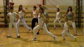Tito El Bambino - Feliz Navidad - Christmas Zumba Choreography by Lucia Meresova [HD]