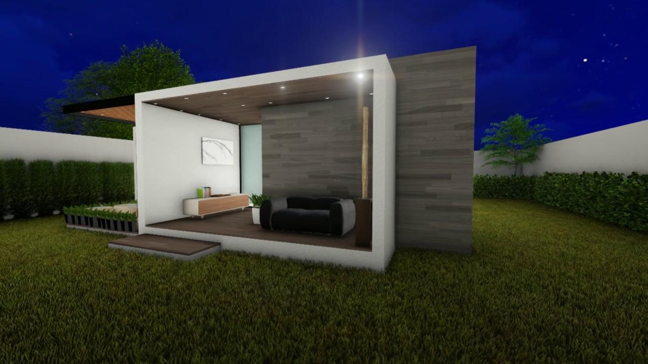 Caba a minimalista youtube for Organizar casa minimalista