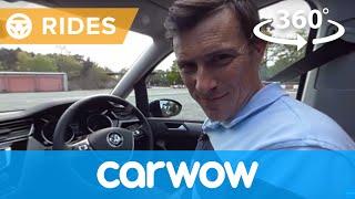 Volkswagen Touran 7 Seater 2017 360 degree test drive | Passenger Rides