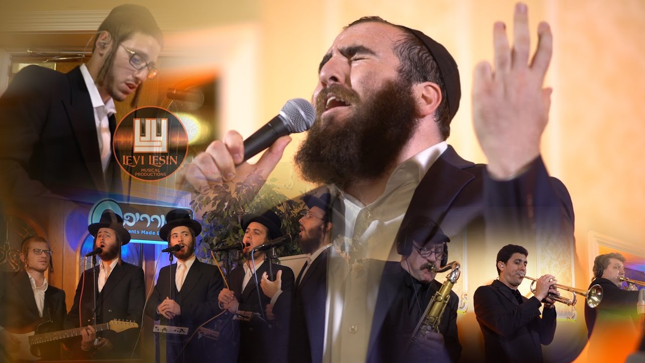 Spirited Dance Medley- Levi Lesin Production ft. Boruch Sholom & Meshorerim