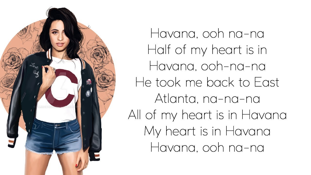 Camila cabello havana lyrics ft young thug youtube camila cabello havana lyrics ft young thug stopboris