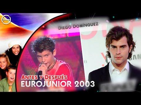 Antes y Después | EUROJUNIOR 1 (2003 - 2016)