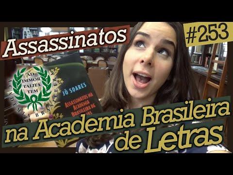 assassinatos-na-academia-brasileira-de-letras,-de-jô-soares-(#253)
