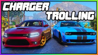 GTA 5 Roleplay - DODGE CHARGER vs COPS | RedlineRP