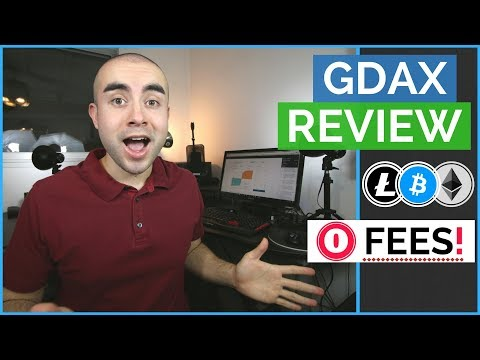 GDAX Review: How To Buy Bitcoin On GDAX With Zero Fees!