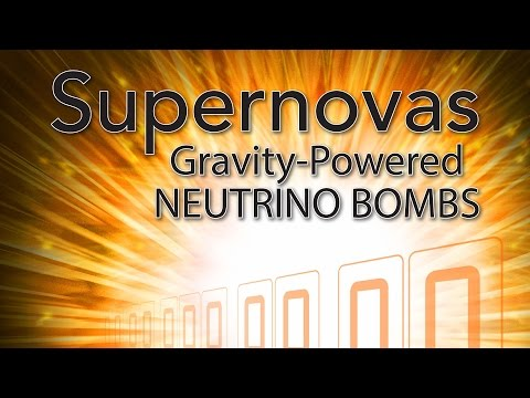 Public Lecture | Supernovas: Gravity-powered Neutrino Bombs