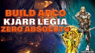 Monster Hunter World - BUILD ARCO KJÁRR LEGIA, O ZERO ABSOLUTO!