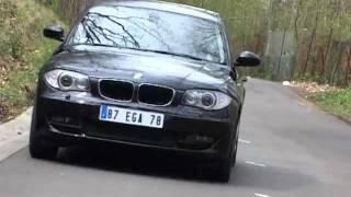 Essai BMW 123d Coup