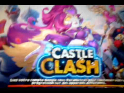 Pixel,clash,castle Clash.(voir Description)