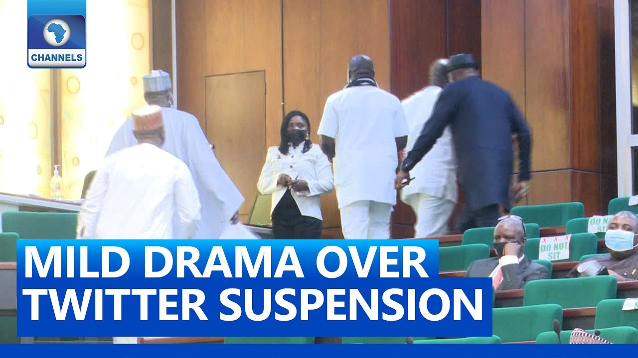 Download FULL VIDEO: Some PDP Reps Walk Out During Plenary Over Twitter Suspension