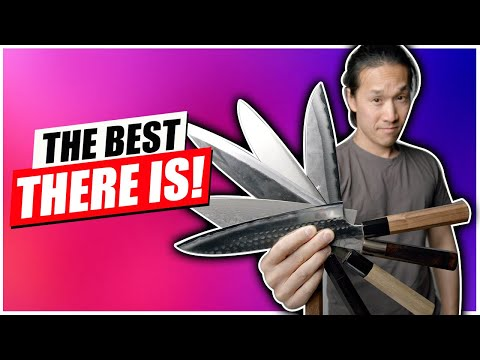 My Top 5 Best Knife Picks Preview