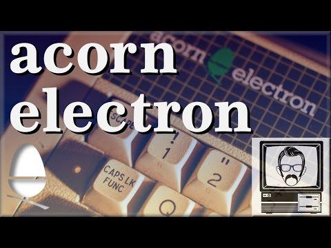 The Acorn Electron Story | Nostalgia Nerd