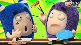 Oddbods | Lapar akan makanan #4 | Kartun Lucu Untuk Anak