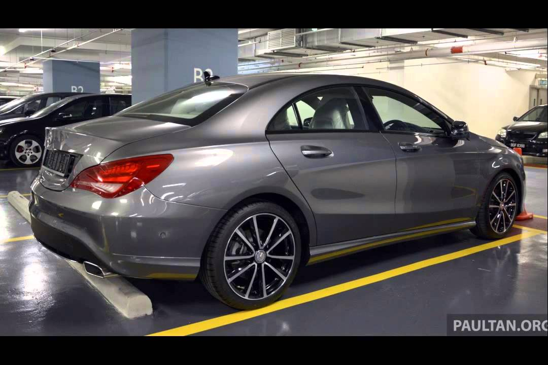 2015 model mercedesbenz cla 200 youtube. Black Bedroom Furniture Sets. Home Design Ideas