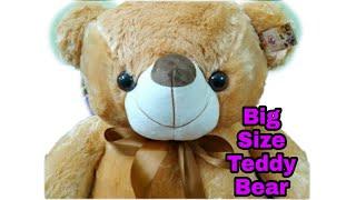 Skyloft 95 cm Teddy Bear Unboxing