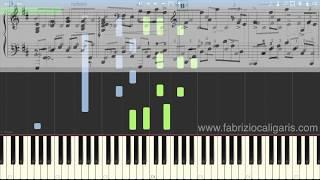 My Way Frank Sinatra Piano Tutorial Pdf Midi Youtube