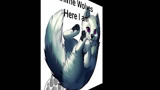 Anime Wolves-Here I am