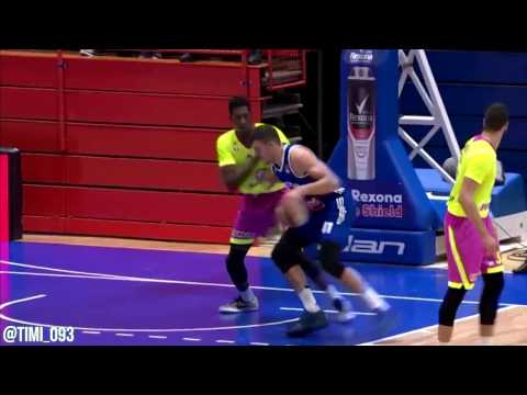 Ante Zizic Highlights vs Mega Leks (35 pts, 12 rebounds)