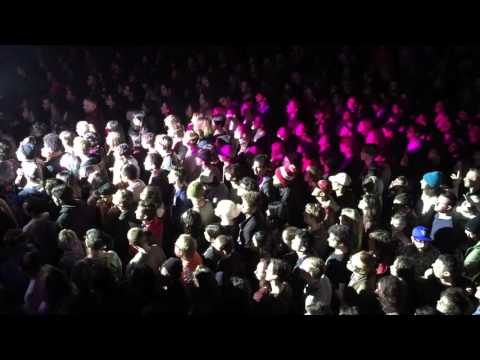 Animal Collective Clips, Portsmouth and NYC Shows