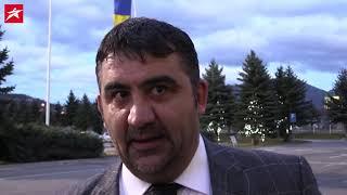 Gambar cover Umit Ozat, novi trener NK Čelik pri dolasku u Sarajevu govorio za SportSport.ba