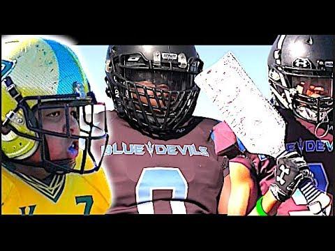 🔥🔥 12U Millersville Blue Devils (MD) Vs Arizona Knights   Snoop Youth Football League Nationals