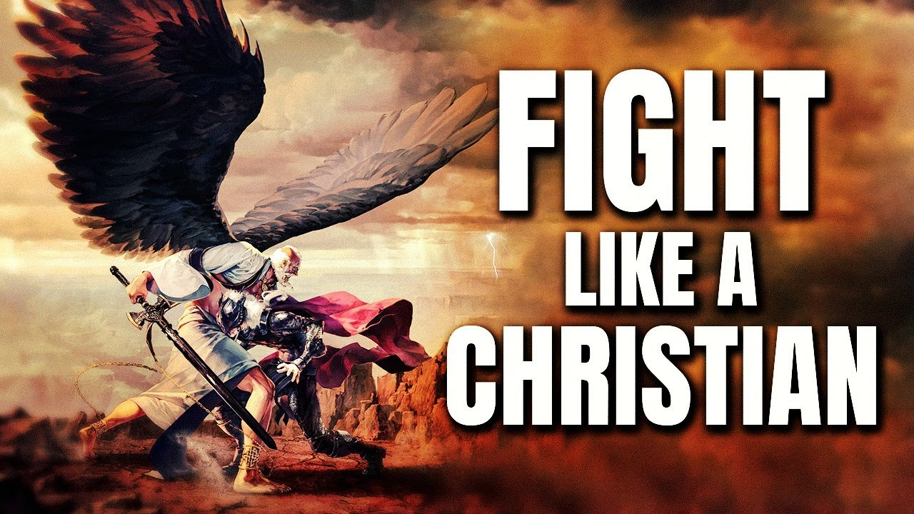Fight Like A Child Of God | BE STRONG | Powerful Motivational Speech