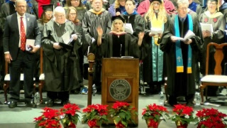 Limestone College Winter Commencement - Morning Session thumbnail