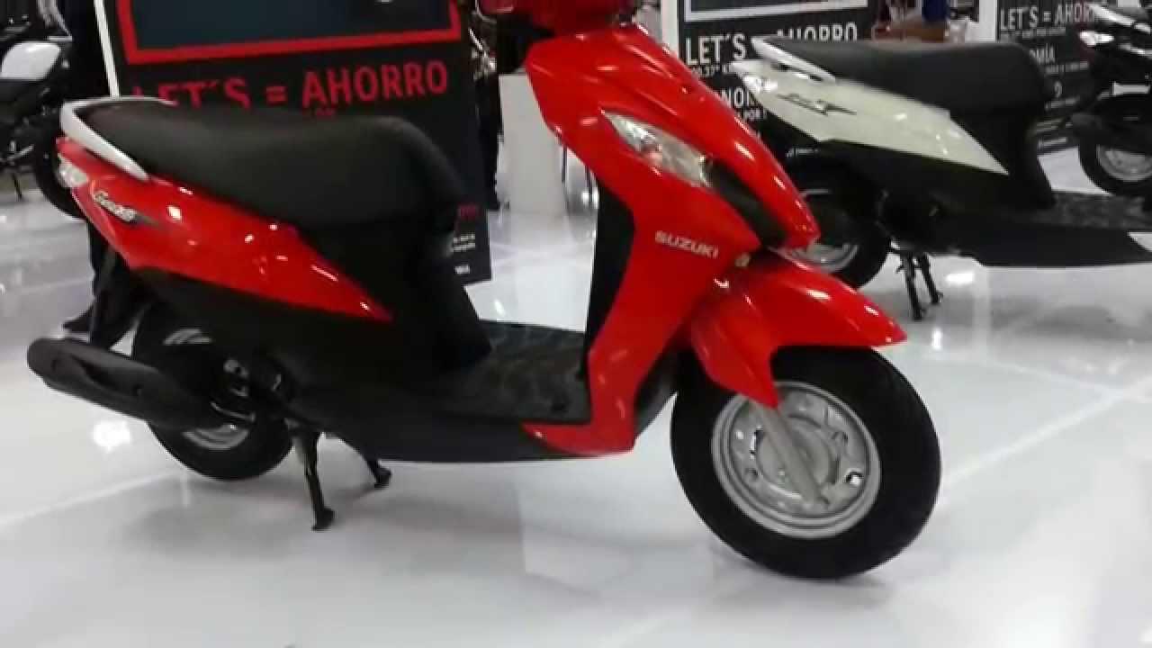 moto scooter caracteristicas