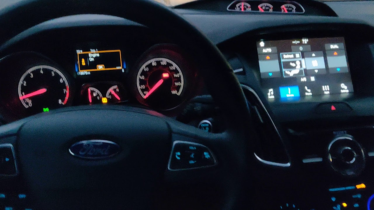 Replacing Sync 1 With Sync 3 Ford Focus St Forum