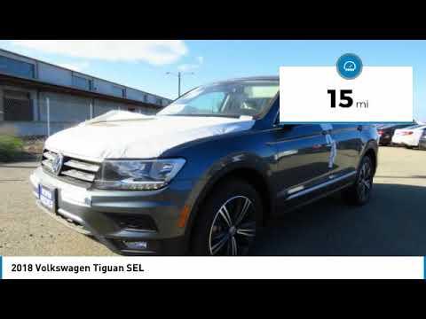 2018 Volkswagen Tiguan Irvine, Santa Ana, Costa Mesa, San Juan Capistrano V181085