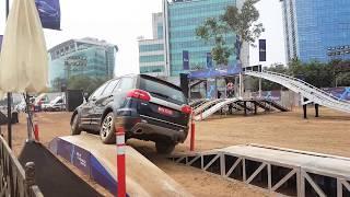 Tata motors Hexa experience | Hexa | Off road | Tested | Mumbai | Tara cars