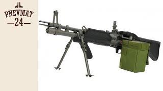 Страйкбольный пулемет A&K MK43