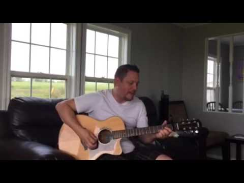Cory Gallant - Down On The Farm (cover Tim McGraw)