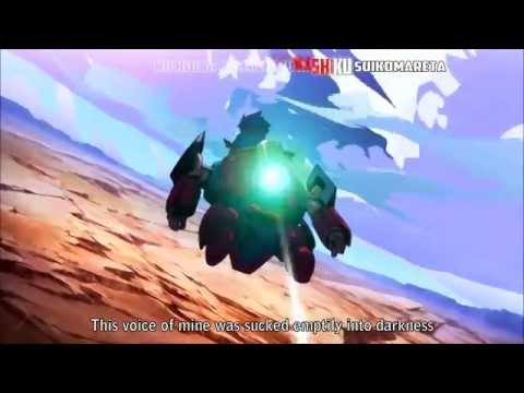 Tengen Toppa Gurren Lagann Opening HD with Karaoke [English]