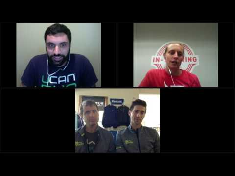 The Power of Teamwork with Running Coaches Amy Begley & Pete Rea