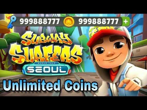 Subway Surfers Seoul Mod Apk 1.103.0 Latest Version Unlimited Coins Hack