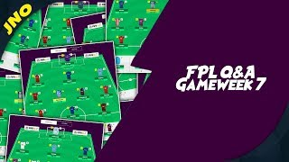Fantasy Premier League 2018/19 IS LIVE!! FPL CHAT Gameweek 7 - SO MANY GOALS!!